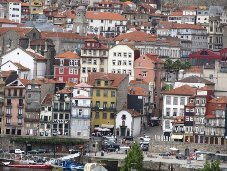 Urban Porto, Portugal by Erin B. Taylor