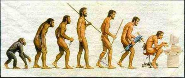 Evolution of devolution