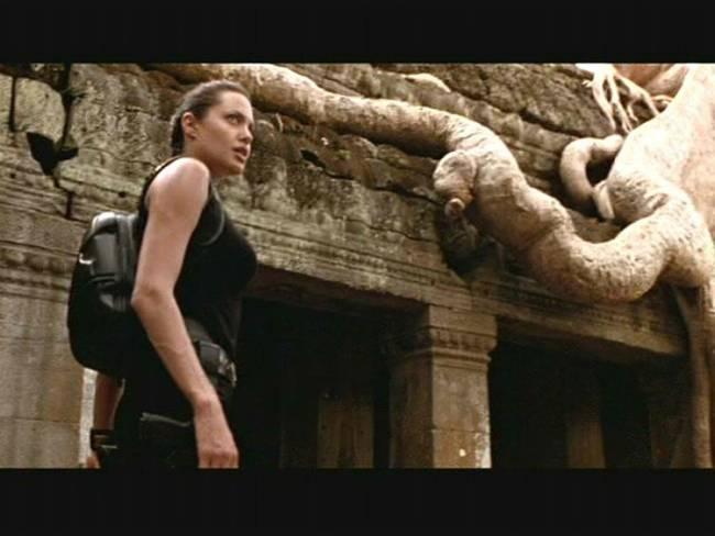 Анджелина Джоли храм Та Пром