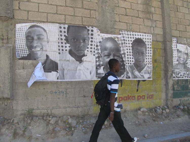 Art in Petionville, Haiti by Erin B. Taylor
